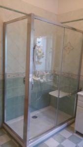 torbox, box doccia in cristallo su misura - trasformazione vasca a doccia