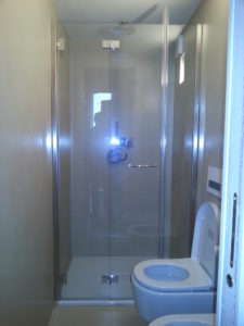 torbox, box doccia in cristallo su misura - box doccia per nicchia