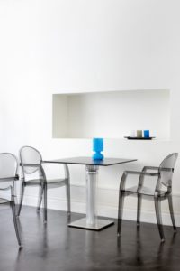 torbox, box doccia in cristallo su misura - sedie in policarbonato