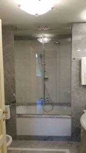 torbox, box doccia in cristallo su misura - box doccia sopravasca